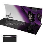 20ft Formulate (WV4) Tension Fabric Display