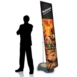Fury Outdoor Banner Display