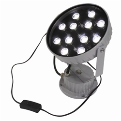 Tension Fabric Illumination LED Cool White Blast Light Kit