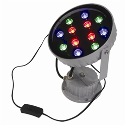 Tension Fabric Illumination LED Multi-color Blast Light Kit