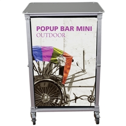Replacement Graphic for Portable Mini Bar