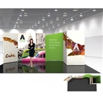 Modnetix Wall Banner Kit w/ Storage Room