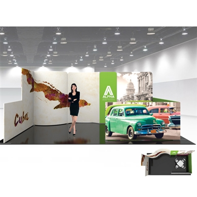 Modnetix Wall Banner Kit w/ Conference Room