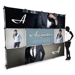 MosaiX 10ft Pop Up Display