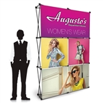 MosaiX 5ft Pop Up Display