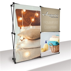 MosaiX 5ft Table Top Pop Up Display