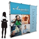 MosaiX 8ft Pop Up Display