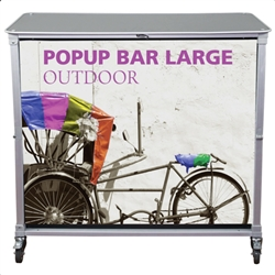 Replacement Graphic for Portable PopUp Bar