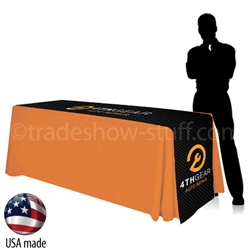 Lateral Runner for Trade Show Table