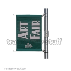 Replacement Banner for 24in Street Pole Kit