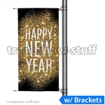 5ft Single-Span Street Pole Banner