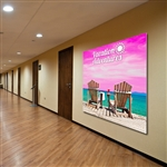 SEG 6060W Silicone Edge Graphic Fabric Wall Display 05-S