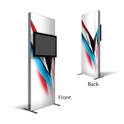 3ft Monitor Kiosk Fabric Replacement SEG