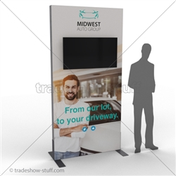 SEG Frame Monitor Kiosk Display