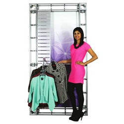 Orbital Truss Slat Wall Rack
