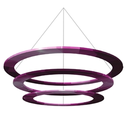 Tiered Ring Flat Designer Series Structure