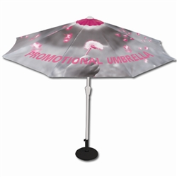 Custom Printed Outdoor Patio Umbrellas