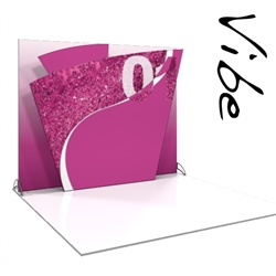 10ft Vibe 01 Tension Fabric Display