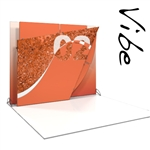10ft Vibe 02 Tension Fabric Display