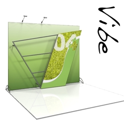 10ft Vibe 04 Tension Fabric Display