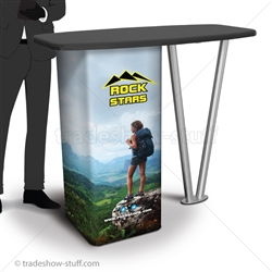 SEG Fabric Podium Counter