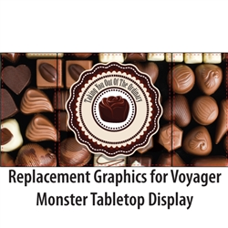 Voyager Monster Table Top Graphics