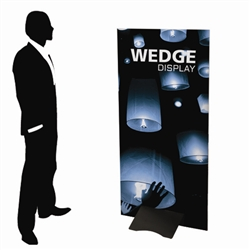 Wedge Rigid Sign Holder Feet