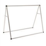 Horizon Small A-frame Hanging Banner