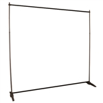 Stage Backdrop Horizontal Banner Stand