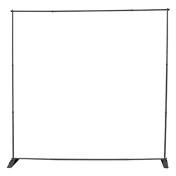 Step and Repeat Hanging Banner Stand