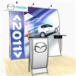 Perfect 10 Hybrid Trade Show Rental Display