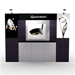 Alcove Hybrid Trade Show Rental Display