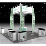 Sci Hybrid Trade Show Rental Display