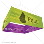 Rental Hanging Banner Structure Square