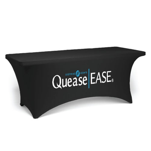 Contour Spandex Table Covers With Logo - Conference table covers