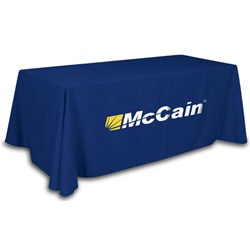 Graphic Services for Imprinted Table Covers