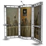 Mosta 10ft x 10ft TK Truss Display Booth