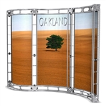 Oakland 10ft x 10ft TK Truss Display Booth