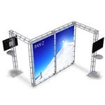 Pattani 10ft x 10ft TK Truss Display Booth