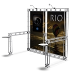 Rio 10ft x 10ft TK Truss Display Booth