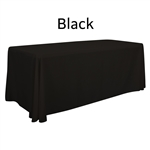 6ft 3-sided Blank Table Throw