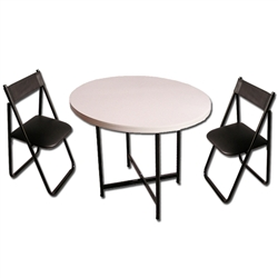 Pack Stuff Kit 1 Portable Table & Chairs