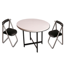 Pack Stuff Kit 2 Portable Table & Chairs