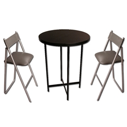 Pack Stuff Kit 3 Portable Table & Stools