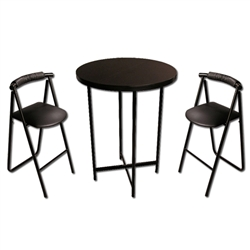 Pack Stuff Kit 4 Portable Table & Stools
