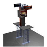 Latrobe DS EZ6 Trade Show Truss Kiosk