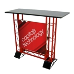 Rectangle EZ6 Trade Show Truss Counter