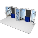 Sonoma 10x20 EZ6 Truss Display Kit