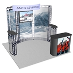 Tahoe 10x10 EZ6 Truss Display Kit