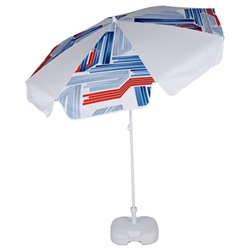 Custom Printed Outdoor Advertising Umbrellas